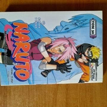 Naruto manga tom 30