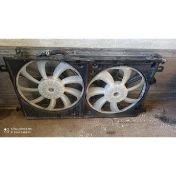Wentylatory obudowa Toyota C-HR hybryda