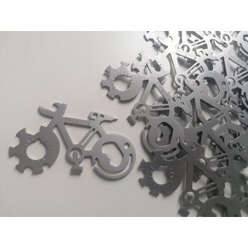 Rower - stalowe narzędzie wielofunkcyjne