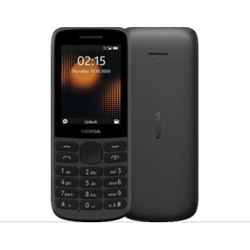Telefon Nokia 215 4G TA-1272 Dual Sim (czarny)