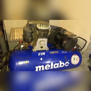 Sprężarka kompresor metabo 830/11/270 , 5.5 KW.