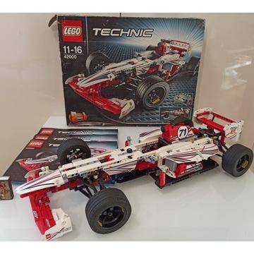 Lego Technic 42000 Samochód wyścigowy