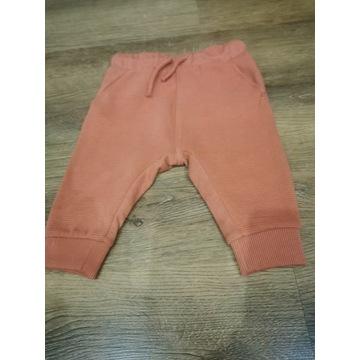 Spodnie niemowlęce H&M 68 nowe