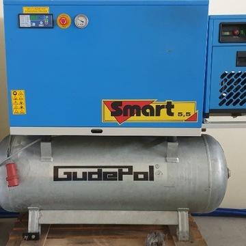 Kompresor śrubowy Gudepol GD SMART 5,5/10-270