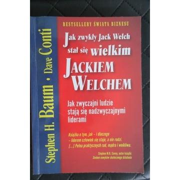 Jak zwykły Jack Welch
