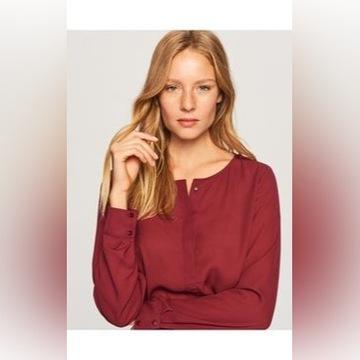 Reserved bluzka body koszula nowa 34 xs