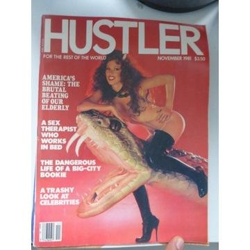 Hustler 1981 Listopad