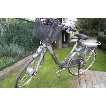 rower elektryczny Gazelle Inergy Orange  D49