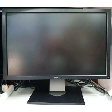 Duży monitor DELL 24' HDMI VGA - BDB JAKOŚĆ