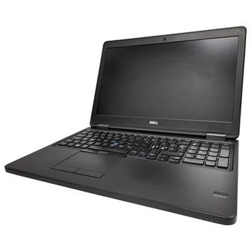 """Laptop Dell E5550 i5 8GB 240SSD HDMI15,6"""" FullHD"""