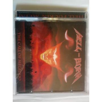 Hell-Born - The Call Of Megiddo CD