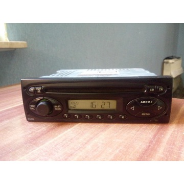 Radio Ford 6500 rds