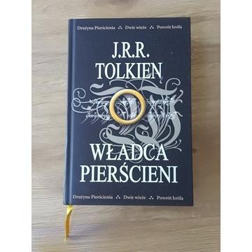 Władca pierścieni. J. R. R. Tolkien (3 tomy w 1)