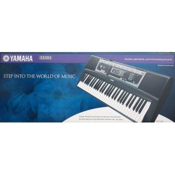 Yamaha YPT-210 zestaw