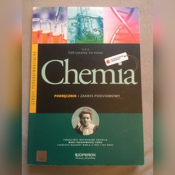 Odkrywamy na nowo - podręcznik do chemii operon