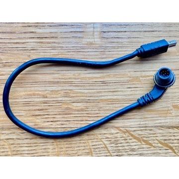 KABEL/PRZEWÓD 10-pin Nikon CA10A dla GP-1