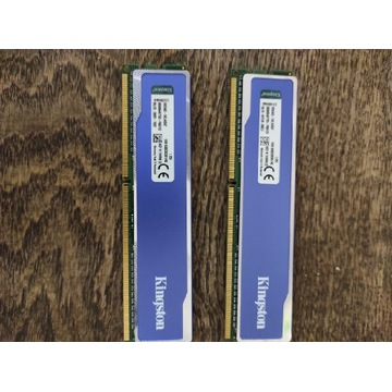 Kingston HyperX Blu, DDR3, 4 GB, 1600MHz, CL9