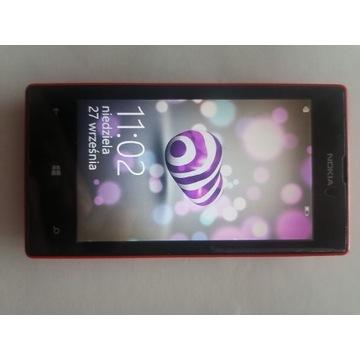 Telefon komórkowy Nokia 520 czerwony 8GB