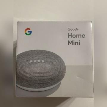 Inteligentny głośnik Google Home Mini z Japonii
