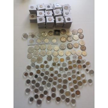 Monety po kolekcjonerze