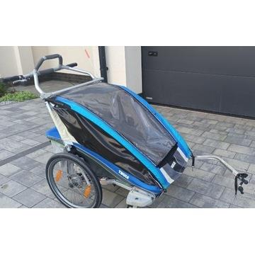 Thule przyczepka rowerowa Chariot CX 2