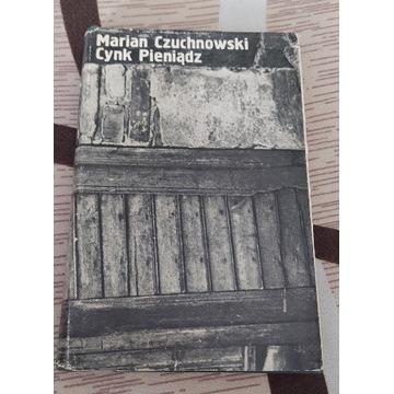 Marian Czuchnowski Cynk Pieniądz