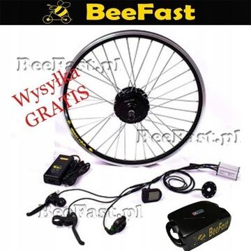 Zestaw do konwersji roweru na elektryczny bateria