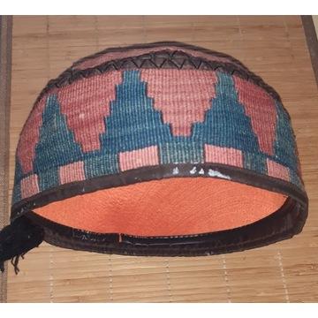 Tradycyjna czapka Doppa/Krymka z drugą gratis