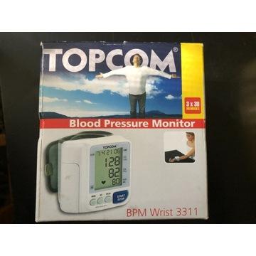 Ciśnieniomierz nadgarstkowy Topcom BPM Wrist 3311