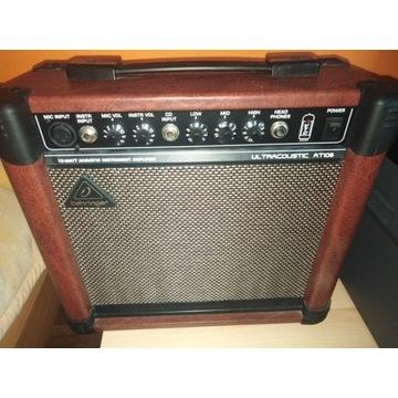 Wzmacniacz akustyczny Behringer Ultracoustic AT108