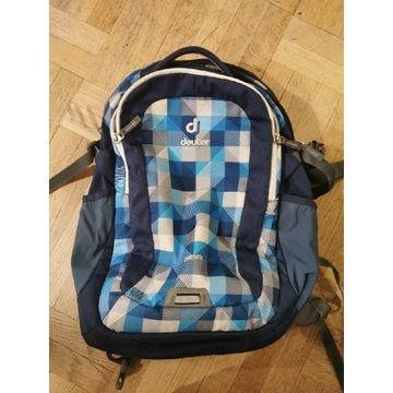 Plecak do szkoły dla młodzieży Deuter. Używany