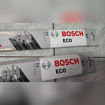 Wycieraczki Bosch Eco 53cm i 55cm Nowe