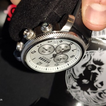 | Zegarek Versace Versus | Piękny | Skóra | 42MM |