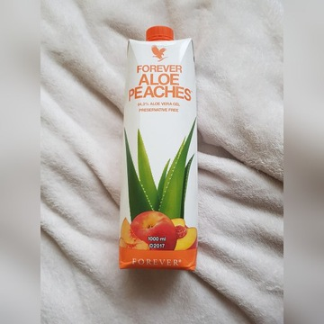 Forever Aloe Peaches- napoj aloesowy brzoskwinia