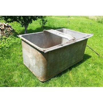 Wanna aluminiowa, pojemnik, zbiornik na wodę 1200l