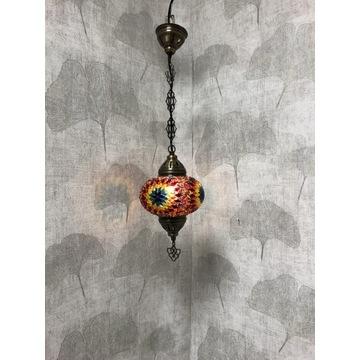 Mozaik Turecka Lampa