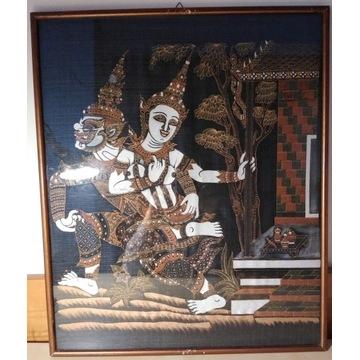 oryginalny obraz (mitologia hinduska) Birma
