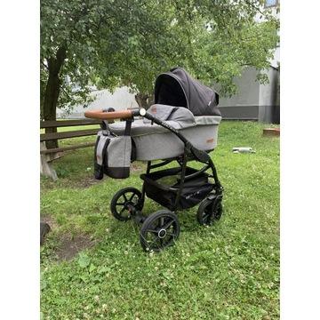 Wózek Rico Basic Plus gondola spacerówka