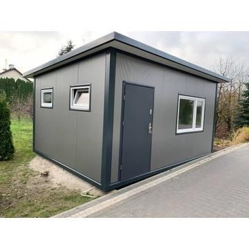 Domek letniskowy wypoczynkowy dom mieszkalny WC