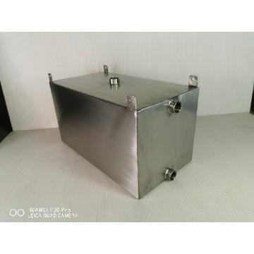 Zbiornik wyrównawczy ze stali nierdzewnej 25L 2mm