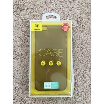NOWY Case iPhone 6/6S PLUS + etui pokrowiec