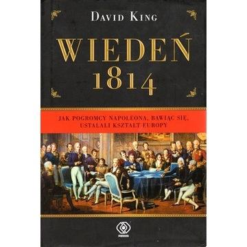 WIEDEŃ 1814, DAVID KING (stan bardzo dobry)