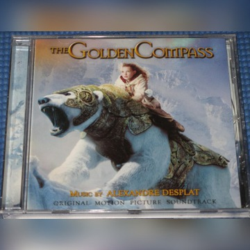 ALEXANDRE DESPLAT THE GOLDEN COMPASS