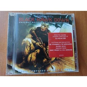 Black Hawk Down: movie soundtrack 1cd