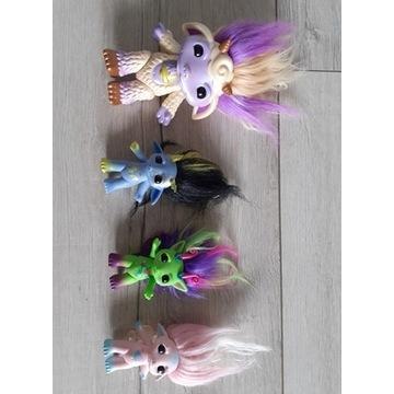 Zelfs ,elfy figurki  3+1 duży