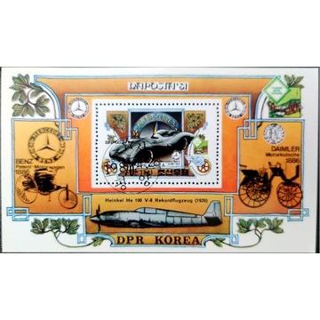 Motoryzacja - KOREA Płn.* 1981