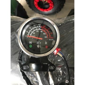 Licznik ATV 110 125 Prędkościomierz Quad