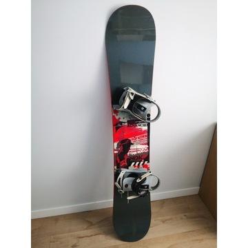 Deska Snowboardowa Nidecker Advanced 161