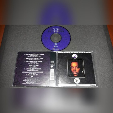 Luther Vandross-The Best Remixes cd wydanie japońs