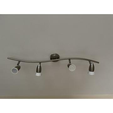 Lampa kinkiet -- gwint 4x GU10